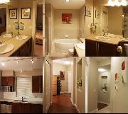 Bathroom/Kitchen/Foyer
