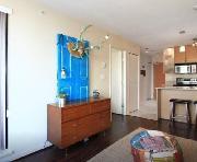 1 bedroom + den condo in Yalteown (Downtown Vancouver)