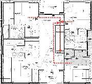 Up floor Floor Plan
